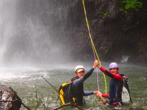 Canyoning, Mission Accomplished